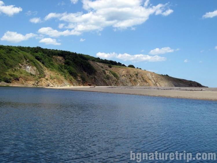 Велека-устие-Синеморец-лодка-разходка