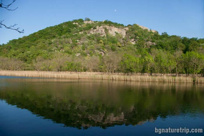 река Ропотамо, Приморско, Узунджа баир
