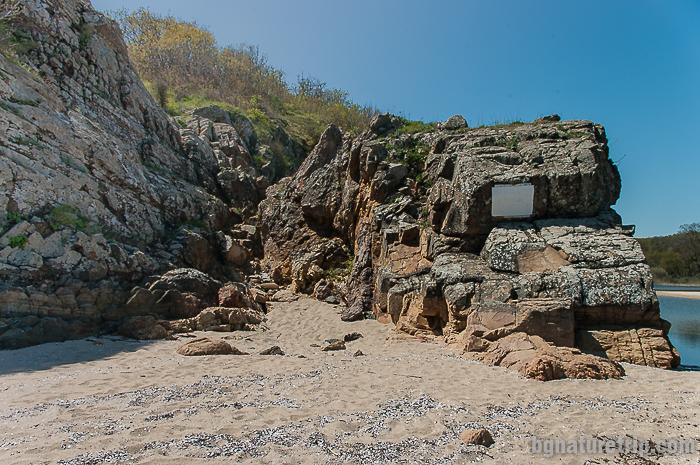 плаж Бутамята - Синеморец