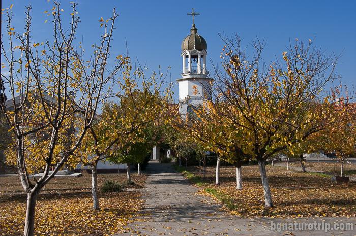 """Манастирът """"Св. Георги"""""""