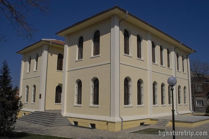 Исторически музей Поморие