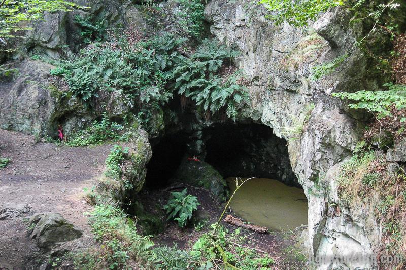 Запечатаната дупка - вход към тайнствата на гробницата на Бастет