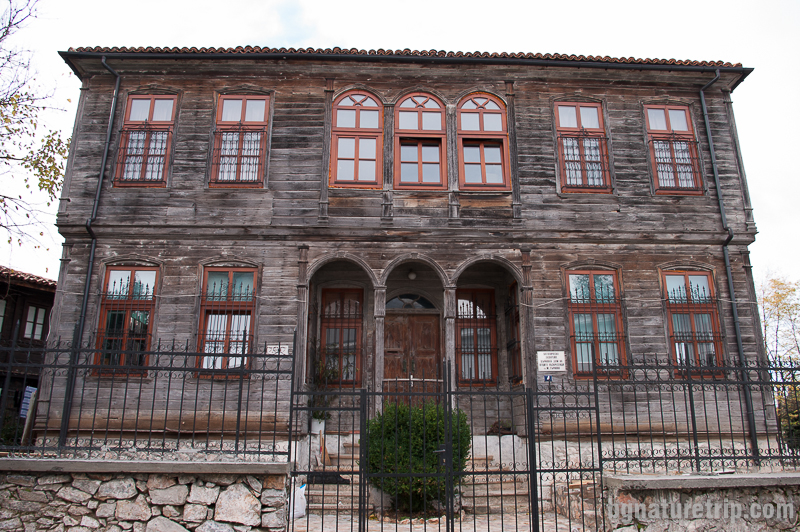 католическата екзархия в Малко Търново