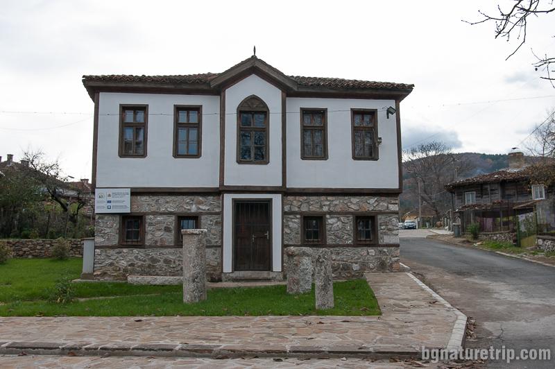 Музеят с природна експозиция в Малко Търново