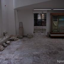 Една от галериите на историческия музей в Поморие