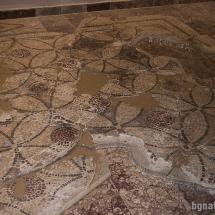 Римска мозайка разкрита в местността Палеокастро (Новата част на Поморие)