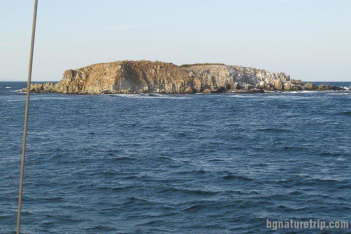 Остров Св. Петър, Созопол
