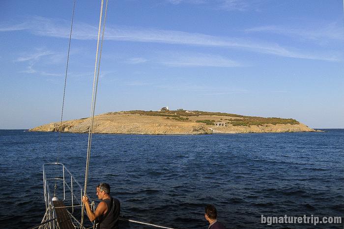 Остров Св. Иван, Созопол
