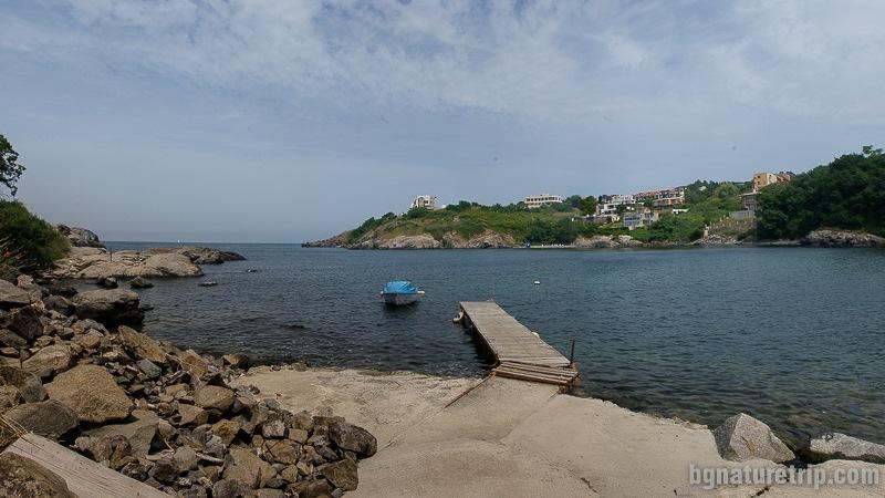 Райският залив в Созопол