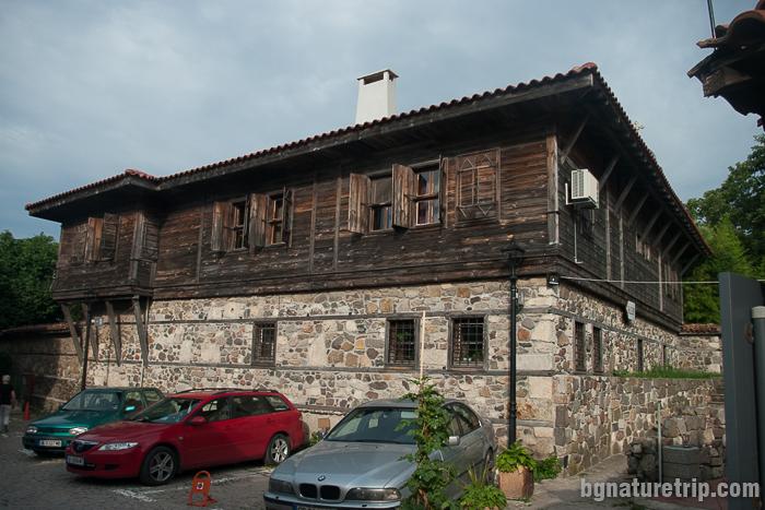 """Стара къща в Созопол - """"Старият град"""""""