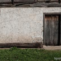 Врата от груби дъски