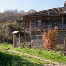 Стари къщи в Бръшлян - 01