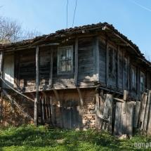 Стари къщи в Бръшлян - 03