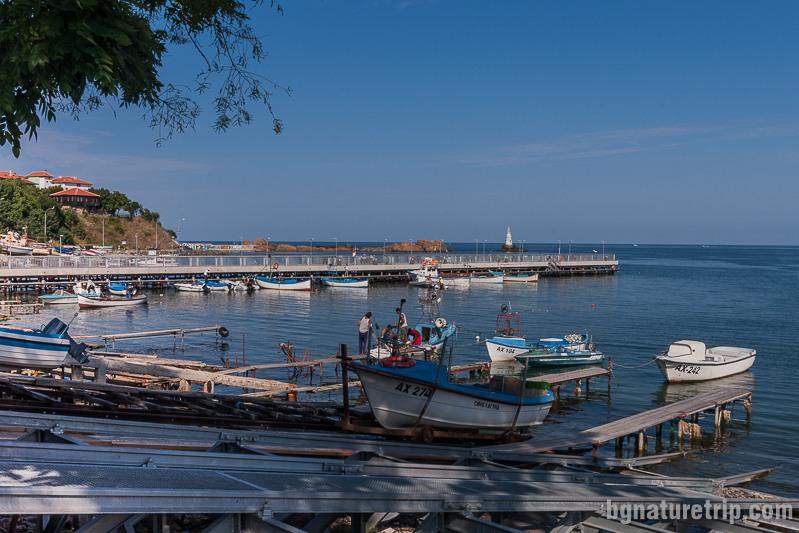 Скарите за рибарските лодки