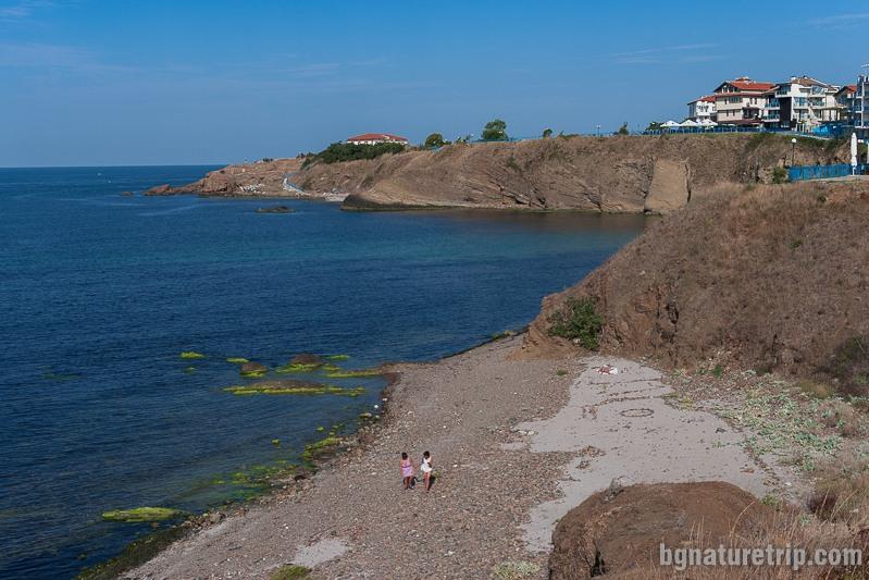 Ахтополска крайбрежна алея