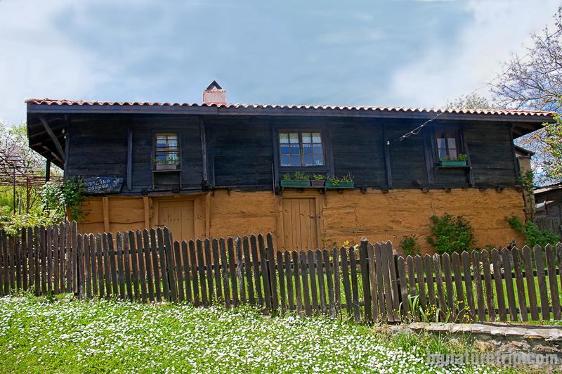 Къща - музей в село Бръшлян, Странджа