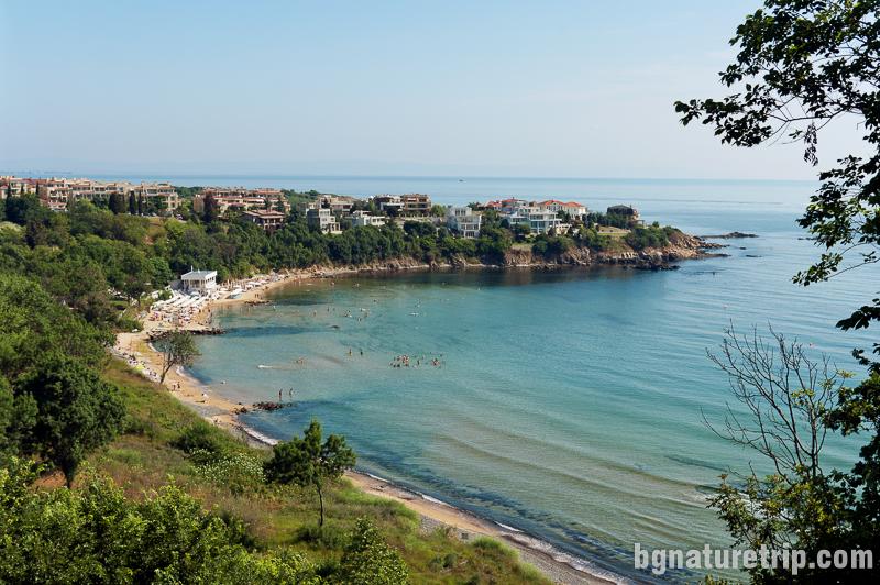 Южен плаж на Черноморец