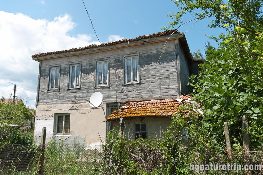 Друга стара къща в Резово