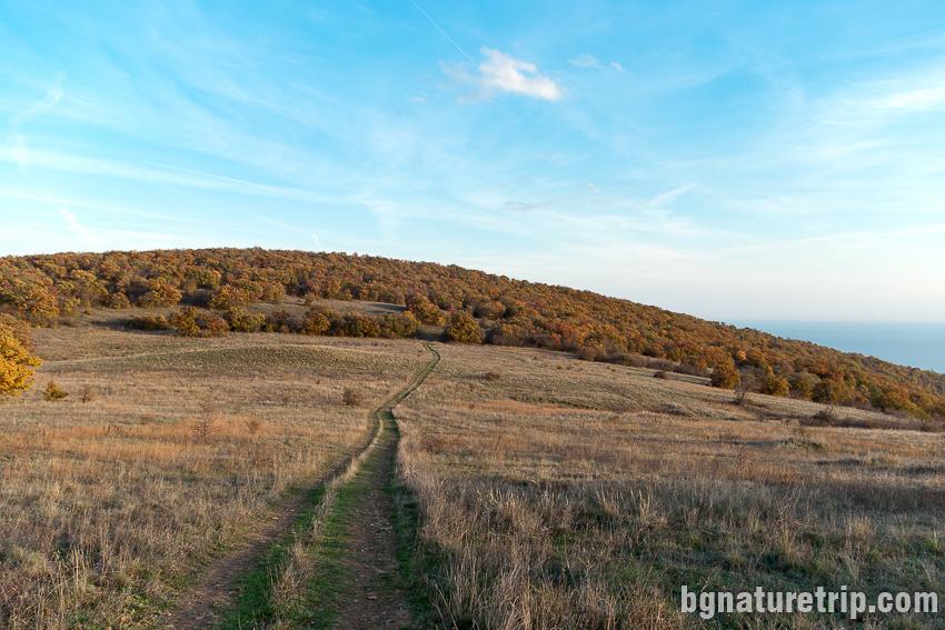 Продължение на разходката в посока Елените