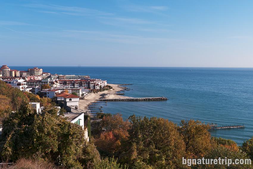 Свети Влас - плаж Левант