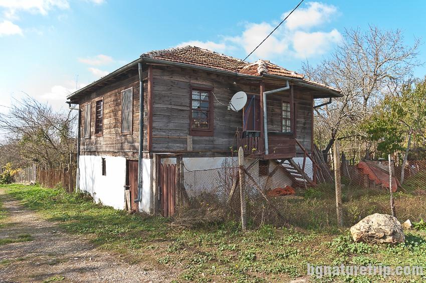 Стара къща в Калово, Странджа - 4