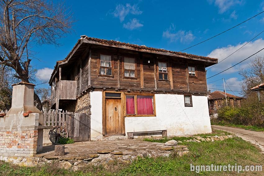 Стара къща в Калово, Странджа - 1