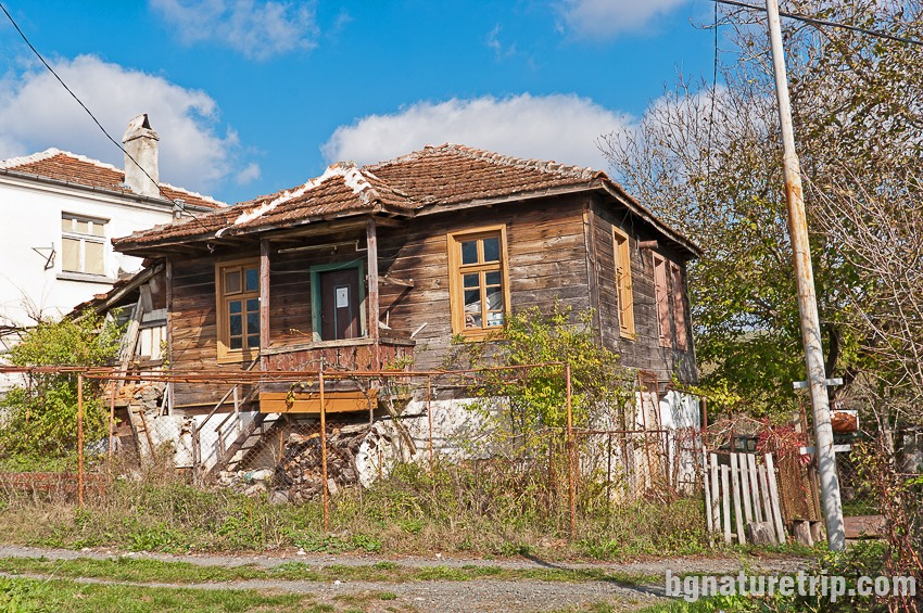 Стара къща в Калово, Странджа - 3