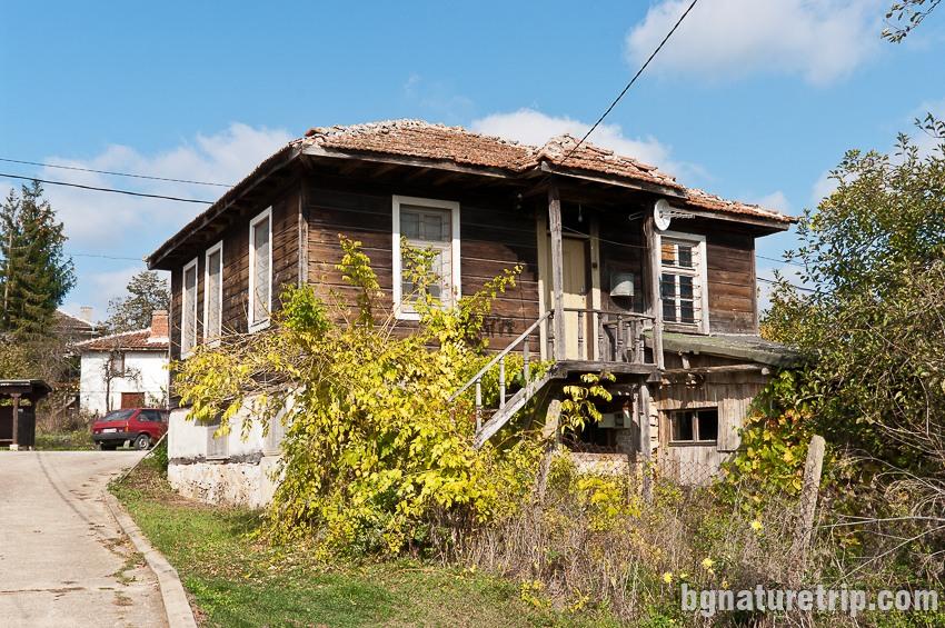 Стара къща в Калово, Странджа - 2