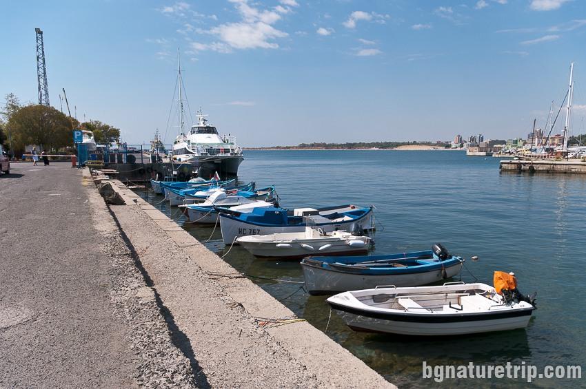 Порт Несебър