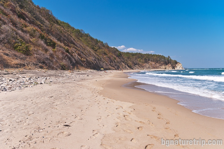 "Диви плажове в местност ""Смриките"", Обзор"