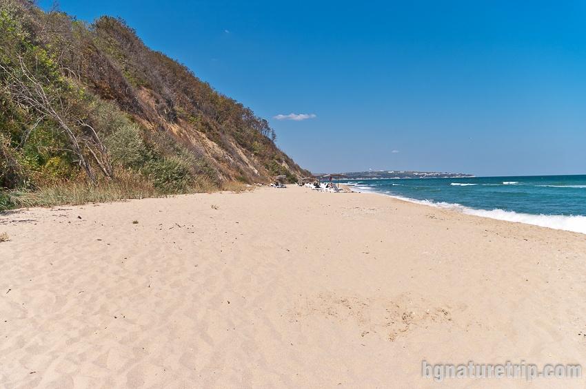 Южен плаж Обзор